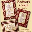 Bild på Redwork Quilts 2