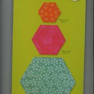 Bild av Accuquilt Hexagon 55011