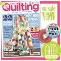 Bild på Love Patchwork and Quilting prenumeration