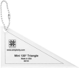 Bild av Mini 120 degree Triangle