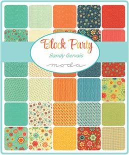 Bild av Block Party by Sandy Gervais Candypack