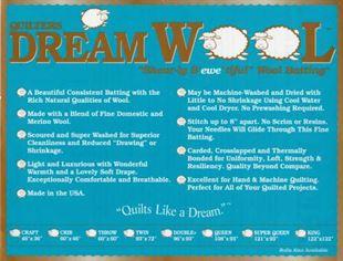 Bild av Quilters Dream Wool