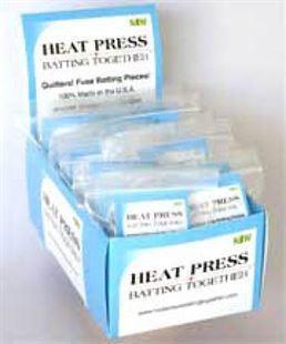Bild av Heat Press Batting Together