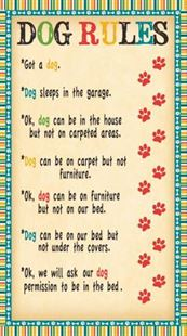 Bild av Multi Dog Wisdom Large Panel