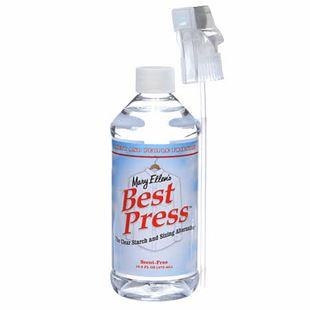 Bild av Mary Ellen Best Press Doftfri 470 ml stärkelsespray
