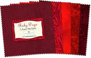 Bild av Ruby Days Q505-3-505 Charmpack