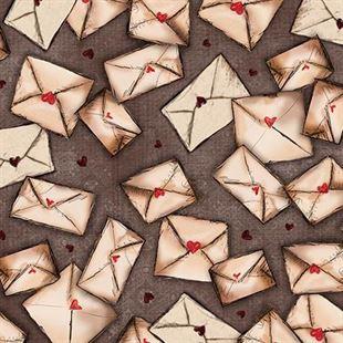 Bild av Letters from the heart 24994-K