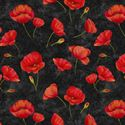 Bild på Black Poppy Scarlet Dance 42430-937