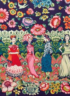 Bild av Frida La Catarina Frida Kahlo 7920C