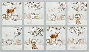 Bild av Winter White by Lynnea Washburn panel