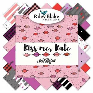 Bild av Kiss me Kate by See Kate sew Charmpack