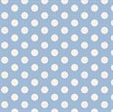 Bild på Dots Blue 130002 Tilda Collection