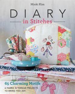 Bild av Diary in Stitches by Minki Kim
