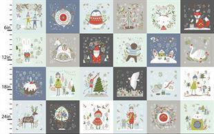 Bild av Happy Holidays by Flora Waycott