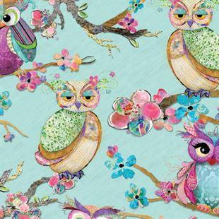 Bild av 13784 BOHO Owls