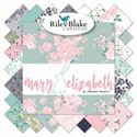 Bild på Mary Elizabeth by Tattooed Quilter Collection Charmpack