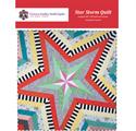 Bild på Star Storm Quilt Victoria Findlay Wolfe Quilts