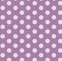 Bild på Dots Lilac 130009 Tilda Collection