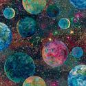 Bild på Ray of Hope 16044-MUL Multi Planets