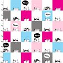 Bild på Peek a Boo 16022-MULTI Cool Cat Club