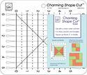"Bild på Charming Shape Cut Ruler - 5"" kvadrat"
