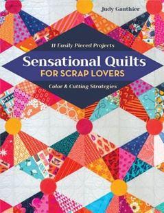 Bild av Sensational Quilts for Scrap Lovers