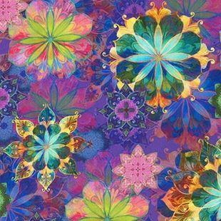Bild av Venice Jewel Multi Floral 19719-201