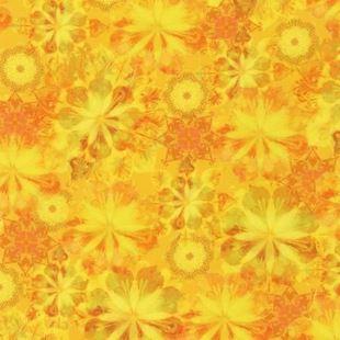 Bild av Venice Yellow Flowers 19722-5