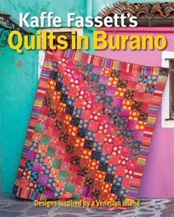 Bild av Kaffe Fassett Quilts In Burano