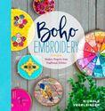 Bild på Boho Embroidery - Softcover by Nichole Vogelsinger