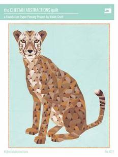Bild av The Cheetah Abstractions Quilt