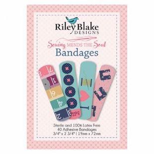Bild av Plåster Riley Blake Designs Bandages