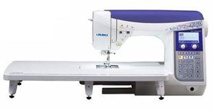 Bild av JUKI DX-2000QVP. Symaskinen för dig som quiltar!