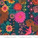 Bild på Crystal Manning Kasada Bazaar Teal 11860 13 Moda
