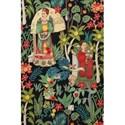 Bild på Folklorico Fridas garden canvas Frida Kahlo H6752 B