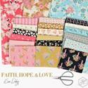 Bild på Faith Hope & Love by Sue Daley Collection