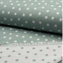 Bild på Jacquard Dots Dusty Green
