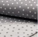 Bild på Jacquard Dots Dark grey