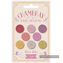 Bild på Tilda Chambray basic buttons 16 mm Warm colors