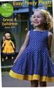 Bild för kategori Barn- & dockmönster