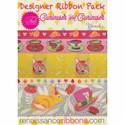 Bild på Tula Pink Curiouser Wonder Designer Pack band